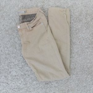 JustUSA khaki light brown Skinny Jeans